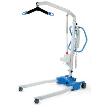 Hoyer wheelchair lift for dental office
